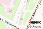 Схема проезда до компании Градус широты душевной в Узловой