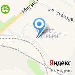 Магазин разливного пива на карте Узловой