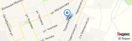 Развлекательный центр на карте Старой Купавны