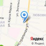 Центр развития ребенка-детский сад №14 на карте Узловой