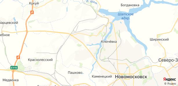 Ильинка 1 на карте