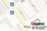 Схема проезда до компании Почта Банк в Лосино-Петровском