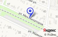 Схема проезда до компании ДОРОЖНОЕ ПРЕДПРИЯТИЕ АНТ в Приморско-Ахтарске