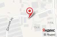 Схема проезда до компании Арнэко в Лосино-Петровском