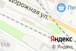Схема проезда до компании Рос-Авто в Электроуглях