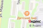 Схема проезда до компании Olyur в Монино