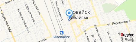 Ин-Тайм на карте Иловайска