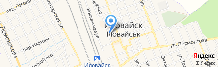 Пчёлка на карте Иловайска