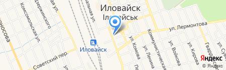 АБ Экспресс-Банк ПАО на карте Иловайска