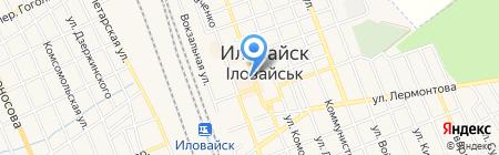 Иловайская прокуратура по надзору за соблюдением законов в транспортной сфере на карте Иловайска