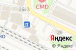 Схема проезда до компании Шкафчики-Диванчики в Монино