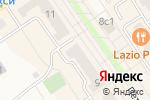 Схема проезда до компании Проф окон в Лосино-Петровском