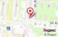Схема проезда до компании МосОблЕИРЦ в Монино