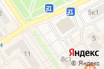 Схема проезда до компании Столички в Лосино-Петровском