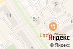 Схема проезда до компании Связной в Лосино-Петровском