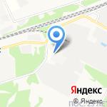Ника-Н на карте Новомосковска