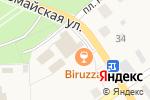 Схема проезда до компании Ника в Лосино-Петровском
