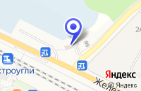 Схема проезда до компании ЭЛЕКТРОУГЛИНСКИЙ ЗАВОД ТЕХНИЧЕСКОГО УГЛЕРОДА в Электроуглях