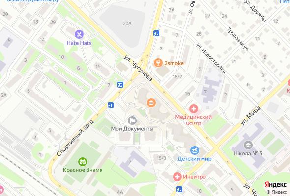 ЖК Раменское парк