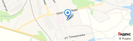 Детский сад №12 на карте Иловайска