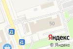 Схема проезда до компании АЛЕШНЯ И ПАРТНЕРЫ в Электроуглях