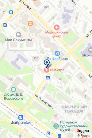 Фотоцентр на карте Раменского