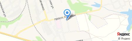 Имидж на карте Иловайска