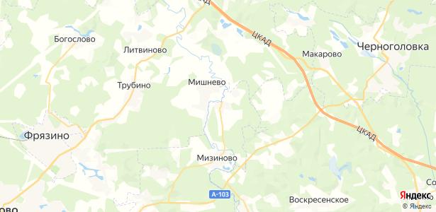 Кармолино на карте