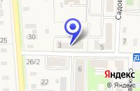 Схема проезда до компании БАР ПАЛЬМИРА в Электроуглях