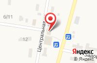 Схема проезда до компании Северка в Большом Алексеевском