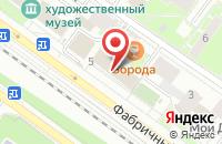Схема проезда до компании Виста-График в Раменском