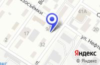 Схема проезда до компании РАМЕНСКИЙ АВТОДОР в Раменском