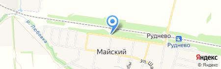 ФМ студия на карте 2 Каменецкой