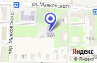 Схема проезда до компании ЭЛЕКТРОУГЛИНСКИЙ ДЕТСКО-ЮНОШЕСКИЙ ЦЕНТР в Электроуглях