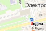 Схема проезда до компании Магазин белорусской косметики в Электроуглях