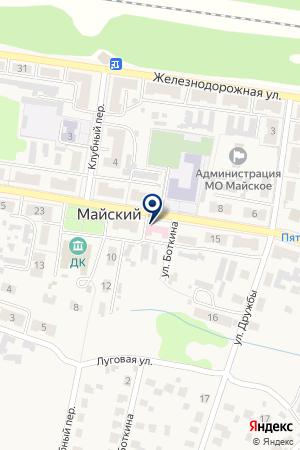 Сеть аптек на карте Богородицк