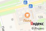 Схема проезда до компании Многопрофильный магазин в Электроуглях