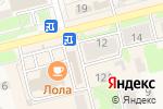 Схема проезда до компании Магазин автозапчастей в Электроуглях