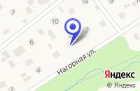 Схема проезда до компании ПРОМТОВАРНЫЙ МАГАЗИН ХРОМОВ С. В. в Лосино-Петровском