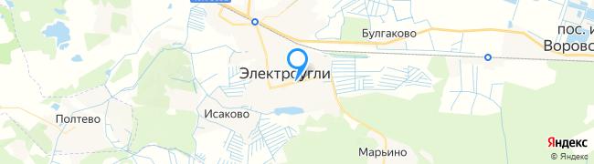 город Электроугли