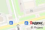 Схема проезда до компании Киоск печатной продукции в Электроуглях