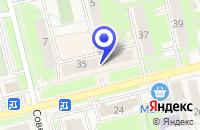 Схема проезда до компании ЭЛЕКТРОУГЛЕВСКАЯ ПОЛИКЛИНИКА в Электроуглях