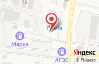 Схема проезда до компании МебельМосковии в Заворово