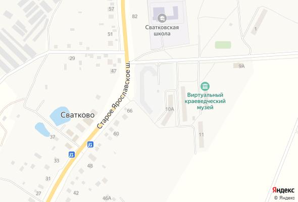 жилой комплекс Новое Сватково