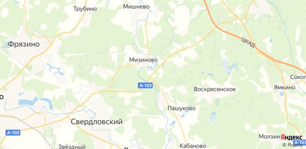 Громково на карте