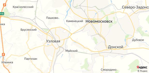 2 Каменецкая на карте