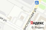 Схема проезда до компании Омега-сервис в Новомосковске