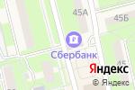 Схема проезда до компании ЗООдоктор в Электроуглях