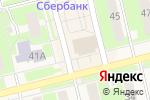 Схема проезда до компании Веселая Затея в Электроуглях