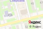Схема проезда до компании Империя рекламы в Электроуглях